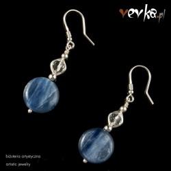 """Kolczyki """"Blue Jasmine"""""""